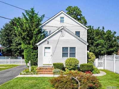 Wantagh Single Family Home For Sale: 1810 Wantagh Ave