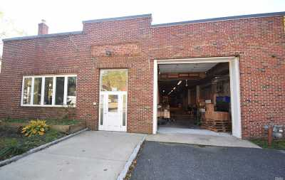 Patchogue Commercial For Sale: 22 Lillian Pl