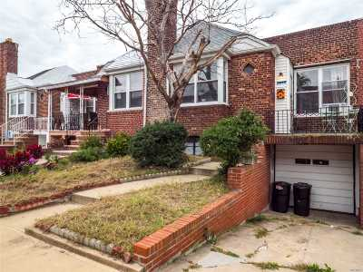 Woodside Single Family Home For Sale: 28-18 56th Pl