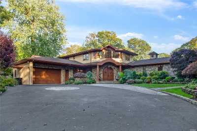 Hewlett Single Family Home For Sale: 1142 Lefferts Rd