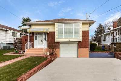 New Hyde Park Single Family Home For Sale: 204 Nassau Blvd