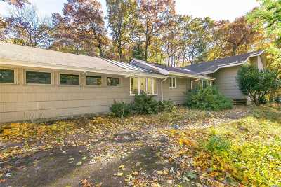 Muttontown Single Family Home For Sale: 2036 Ridge Rd