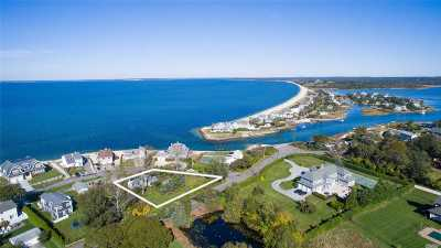 Hampton Bays Single Family Home For Sale: 1 And 3 Peconic Cres