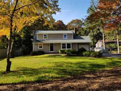Oakdale Single Family Home For Sale: 270 Oakwood Rd