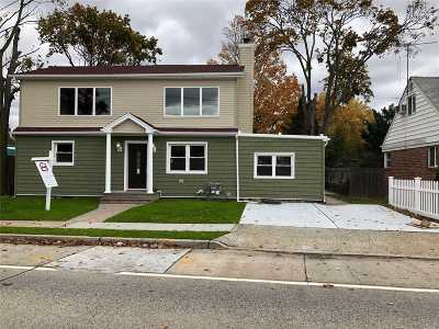 N. Bellmore Single Family Home For Sale: 1707 Bellmore Ave