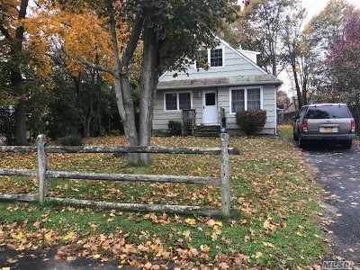 Islip Single Family Home For Sale: 4 Irving Pl