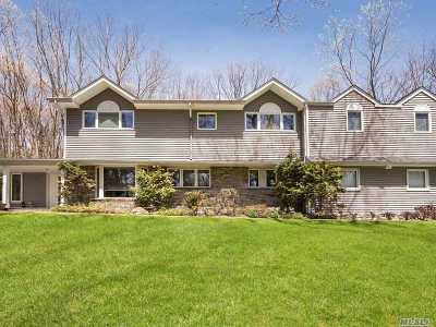 Melville Single Family Home For Sale: 7 Holly Ct