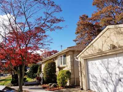 N. Babylon Single Family Home For Sale: 23 Prairie Dr