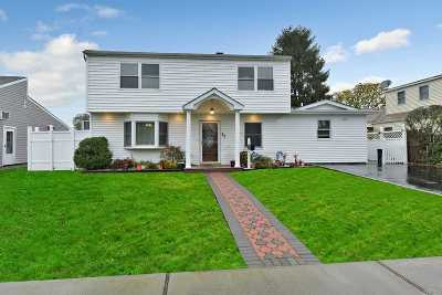 Levittown Single Family Home For Sale: 65 Cliff Ln