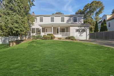 Smithtown Single Family Home For Sale: 1a Grant Ave
