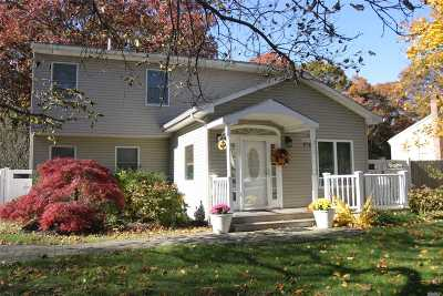 Centereach Single Family Home For Sale: 150 Smithtown Polk Blvd