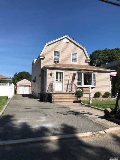 N. Bellmore Single Family Home For Sale: 1753 Eyre Pl