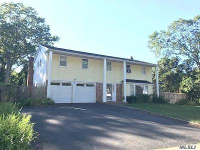 Nesconset Single Family Home For Sale: 10 Roseanne Ct