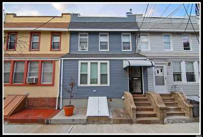 Middle Village Multi Family Home For Sale: 79-35 68th Rd