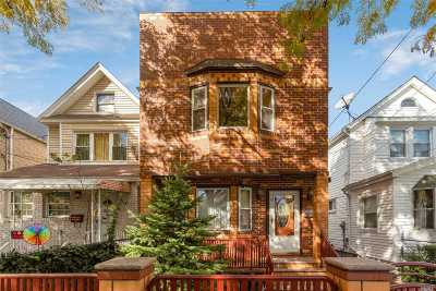 Richmond Hill Single Family Home For Sale: 130-13 97th Ave