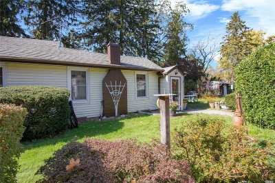 Huntington Single Family Home For Sale: 81 Brennan St