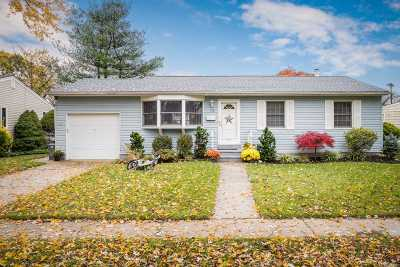 Hicksville Single Family Home For Sale: 136 Myers Ave