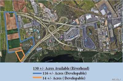 Calverton Residential Lots & Land For Sale: 3511 Middle Country Rd