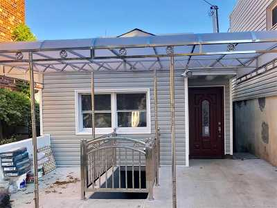 Ozone Park Single Family Home For Sale: 105-11 77th St