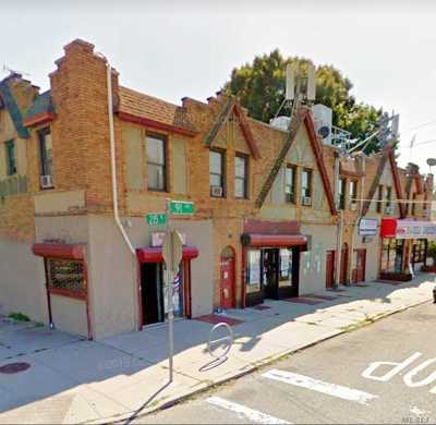 Commercial For Sale: 91-02 215th Pl