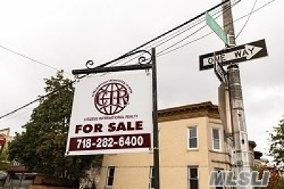 Brooklyn Multi Family Home For Sale: 3024 Cortelyou Rd