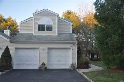 Manorville Condo/Townhouse For Sale: 362 Colonial Cir
