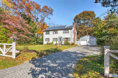 Peconic Single Family Home For Sale: 1980 Henry's Ln