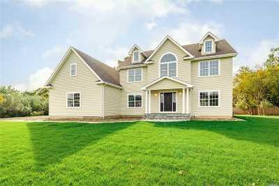 Mt. Sinai Single Family Home For Sale: 1 Ashley Ct