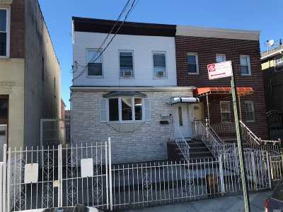 Kew Gardens Multi Family Home For Sale: 84-24 129th St