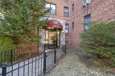 Forest Hills Co-op For Sale: 65-10 108 St #4K