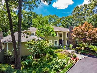 Oyster Bay Single Family Home For Sale: 8 Sherwood Gate