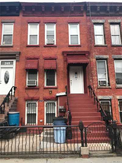 Brooklyn Multi Family Home For Sale: 246 Albany Ave