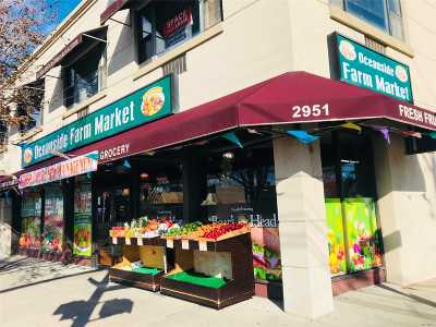 Island Park, Long Beach, Lynbrook, Oceanside, Rockville Centre Business Opportunity For Sale: 2951 Long Beach Rd