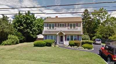 Sayville Single Family Home For Sale: 3 Rose St