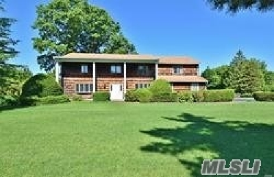 Hauppauge Single Family Home For Sale: 1 Hollacher Dr