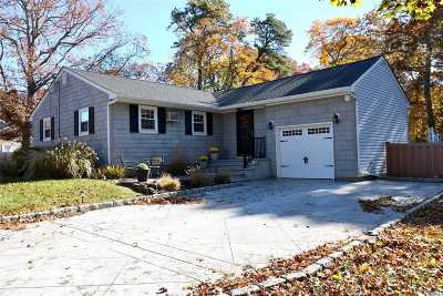 Middle Island Single Family Home For Sale: 4 Denis Ln