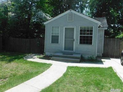 Selden Single Family Home For Sale: 62 Elmwood Ave