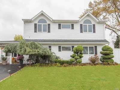Levittown Single Family Home For Sale: 63 Squirrel Ln
