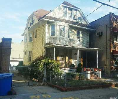 Brooklyn Multi Family Home For Sale: 895 Lenox Rd