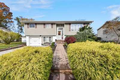 N. Babylon Single Family Home For Sale: 8 Linda Ln