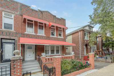 Brooklyn Multi Family Home For Sale: 788 Troy Ave