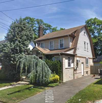 Cedarhurst Single Family Home For Sale: 441 W Broadway