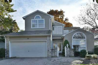 Hauppauge NY Single Family Home For Sale: $749,000