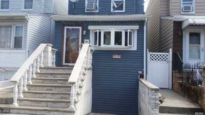 Woodhaven Single Family Home For Sale: 91-15 91 St