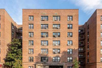 Jackson Heights Co-op For Sale: 90-11 35th Ave #5N