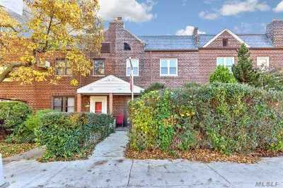 Forest Hills Single Family Home For Sale: 67-30 Harrow St