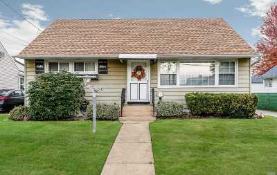 Hicksville Single Family Home For Sale: 63 Wilfred Blvd