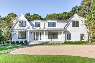 Sag Harbor Single Family Home For Sale: 2 Rawson Road