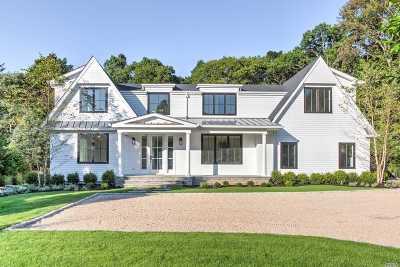 Sag Harbor Single Family Home For Sale: 2 Rawson Road