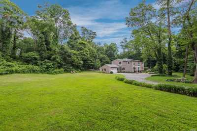Lloyd Harbor Single Family Home For Sale: 322 West Neck Rd